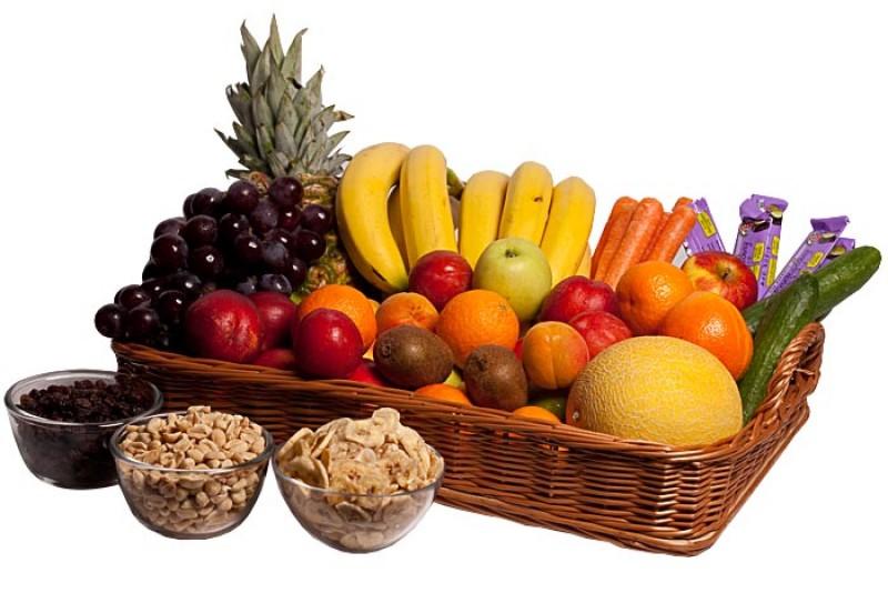 Lækker frugt leveret til tiden