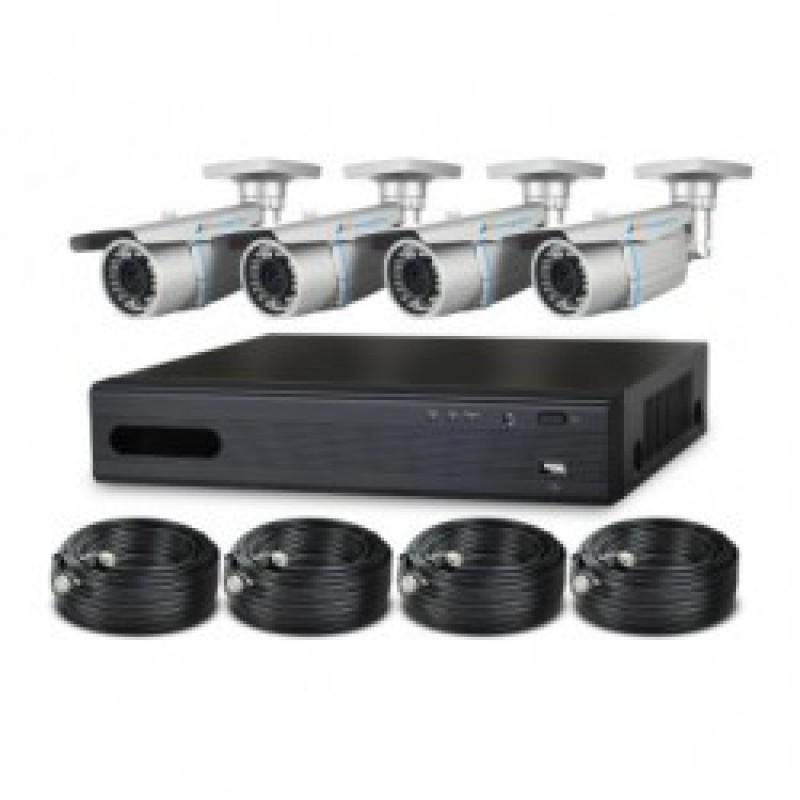 Beskyt dine værdier med videoovervågning
