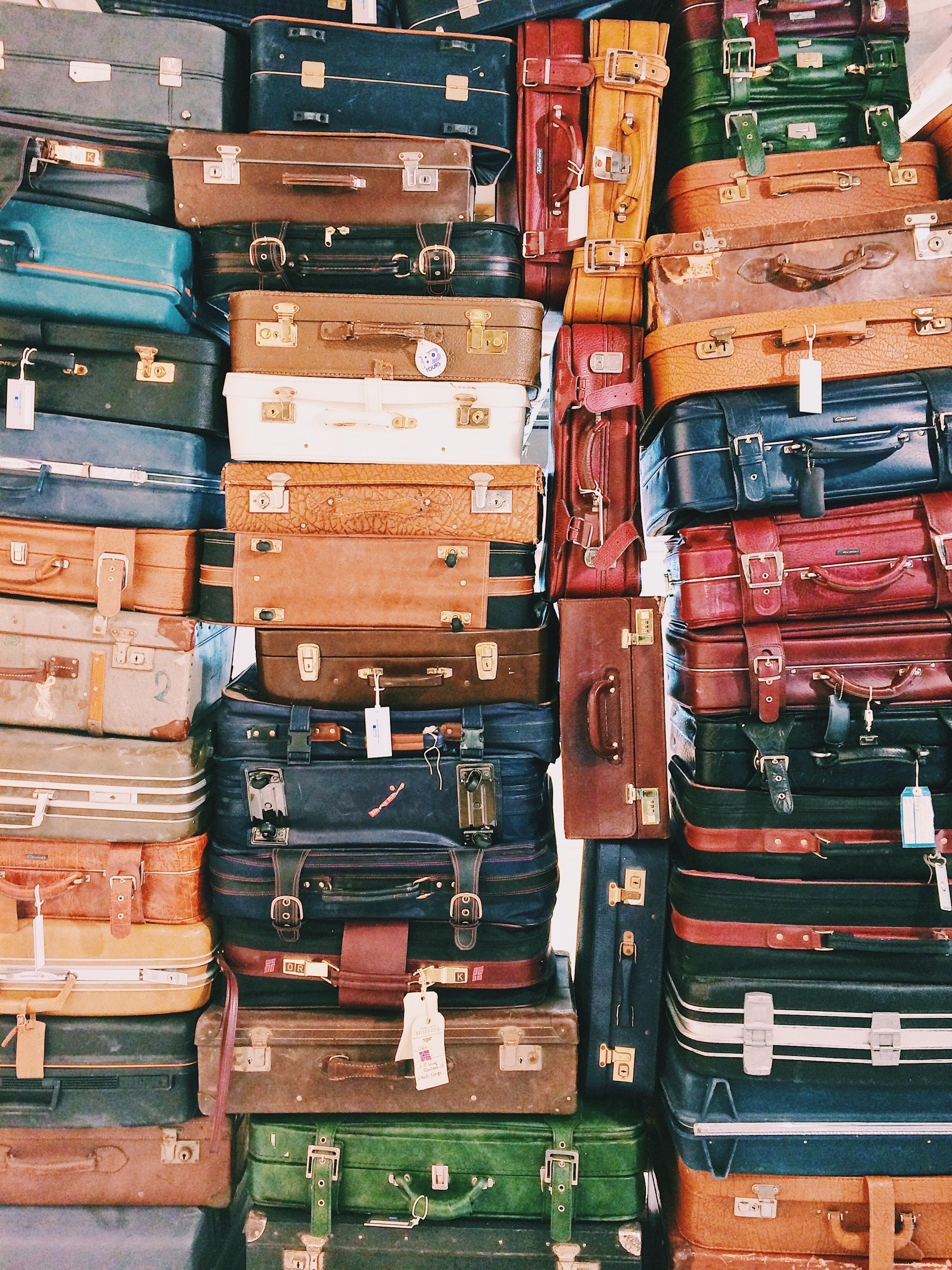 Den perfekte kuffert til den perfekte rejse